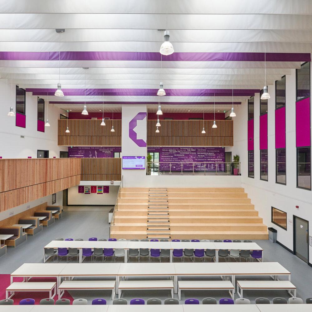 Blackburn Star Academies Interior