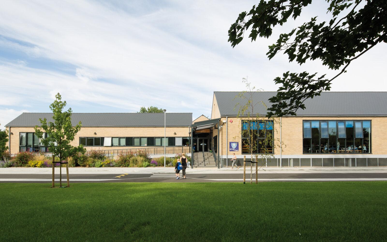 Oldfield Primary School External
