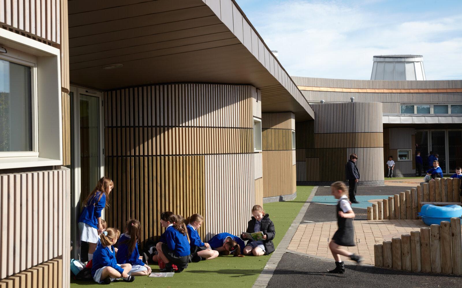Jesmond Garden Primary School External