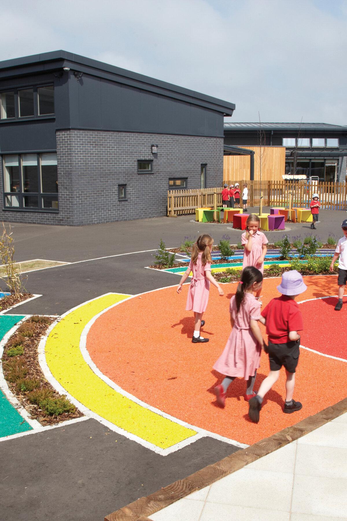 Cringleford Primary School Landscape