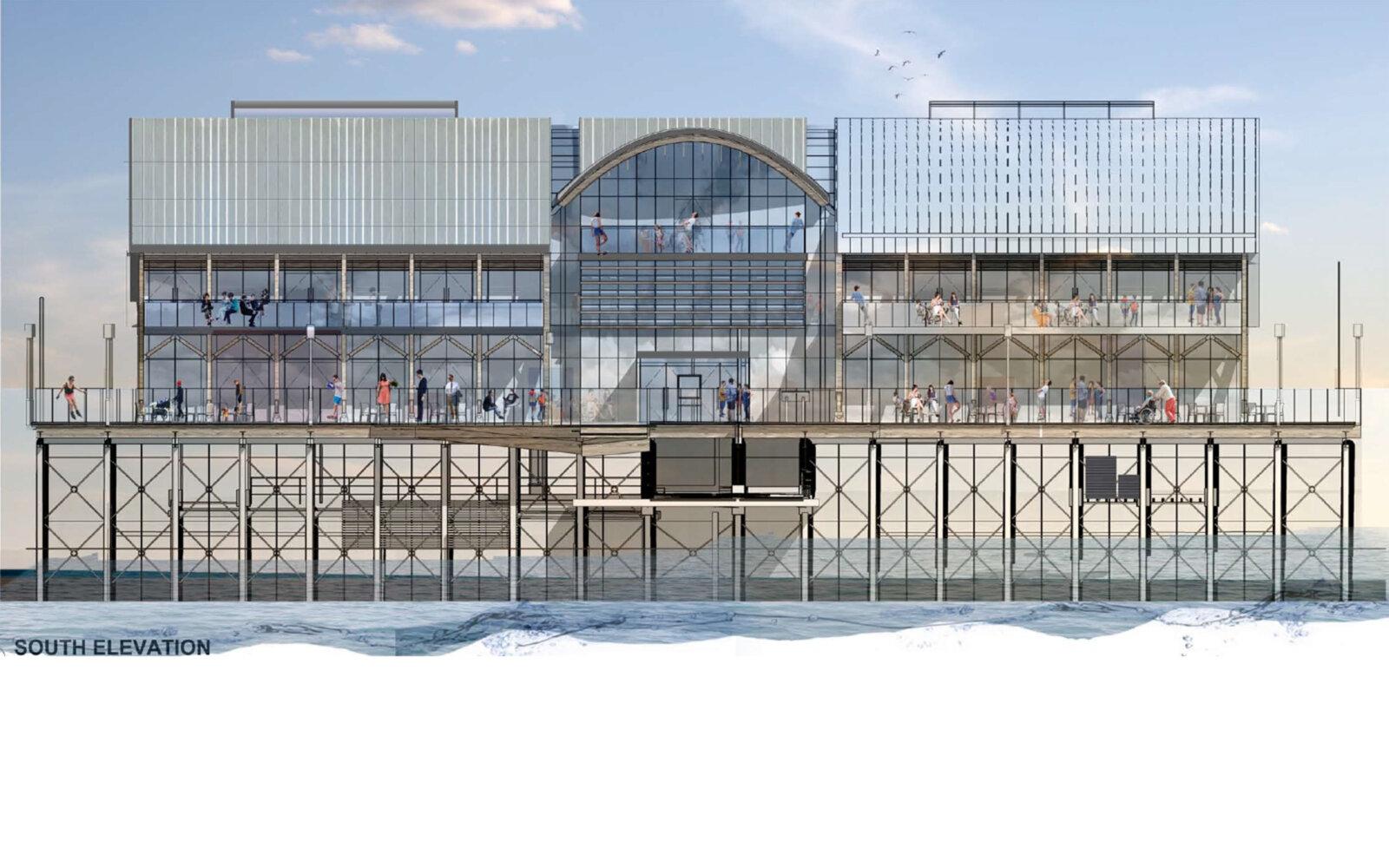 Southend Pier Pavilion