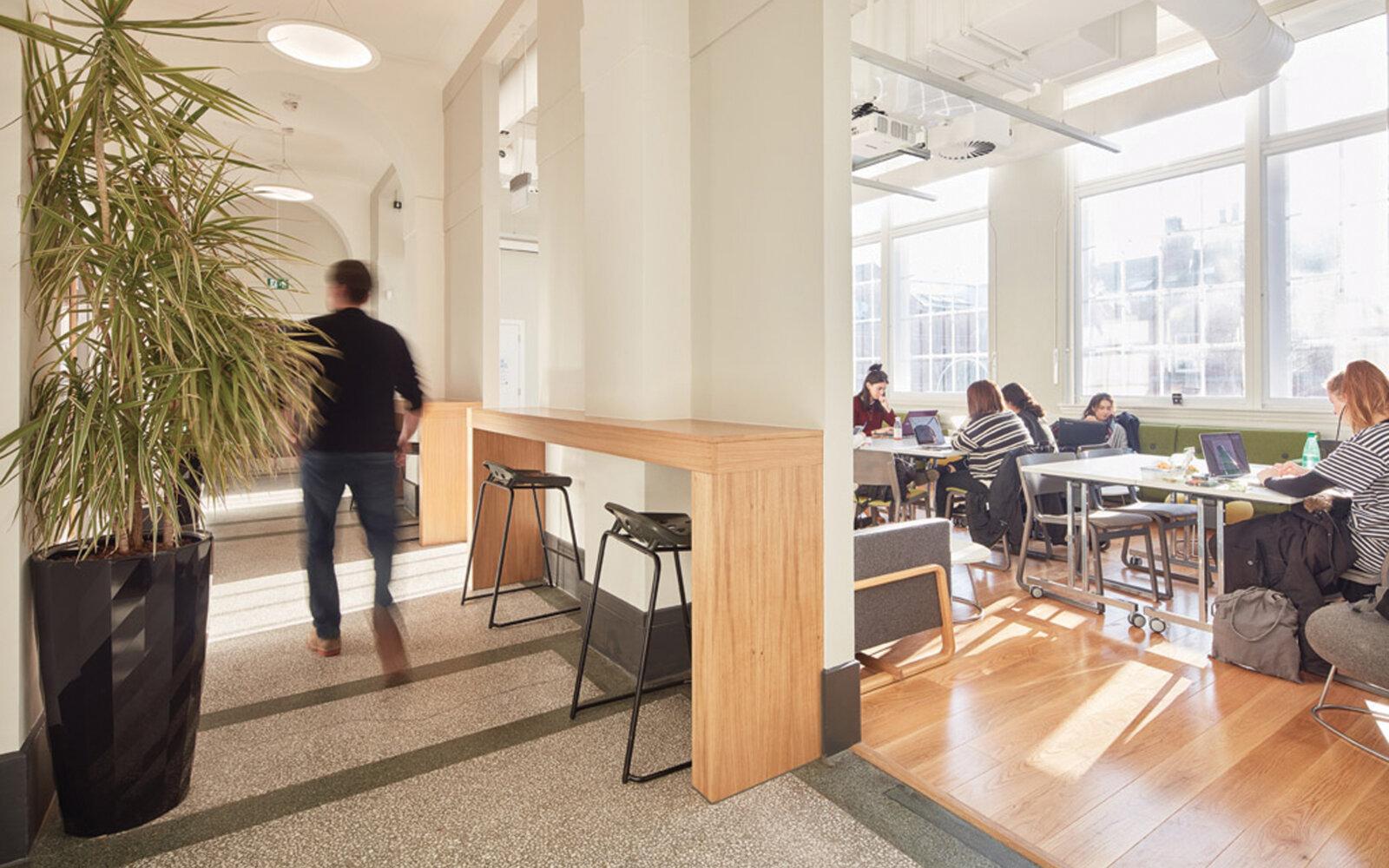 School of Fine Art University of Leeds interior