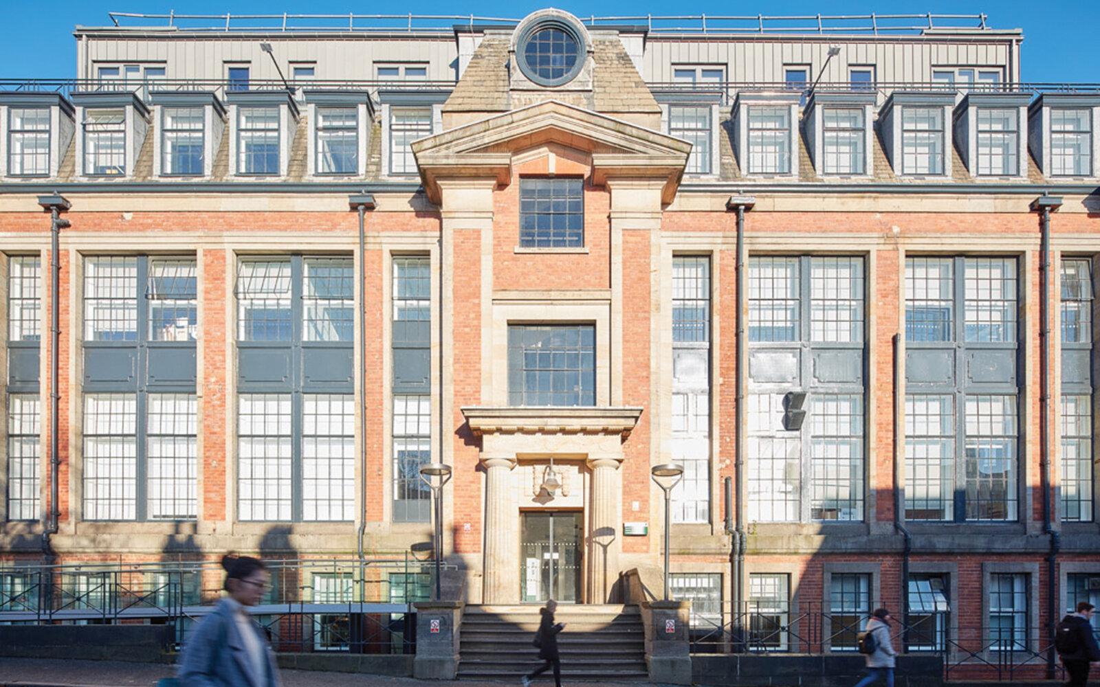 School of Fine Art University of Leeds exterior