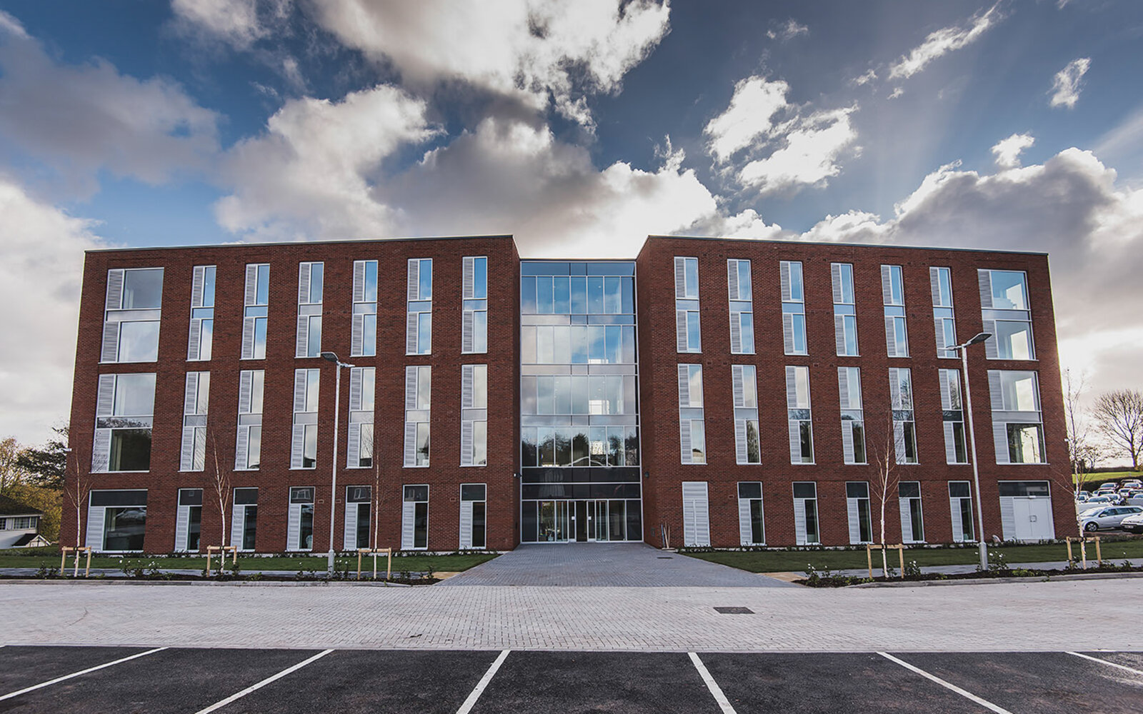 Newman University Halls of Residence