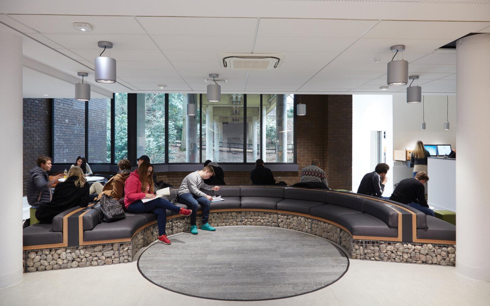 Heriot-Watt University Elements Cafe
