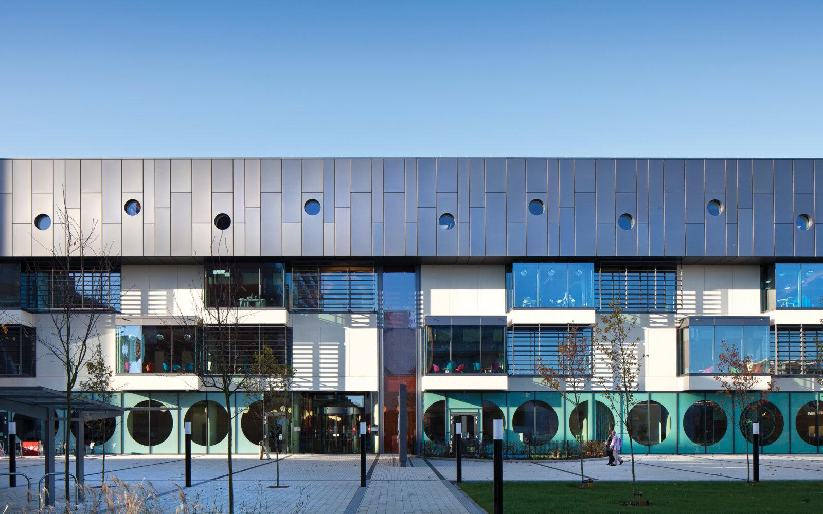 The Forum exterior