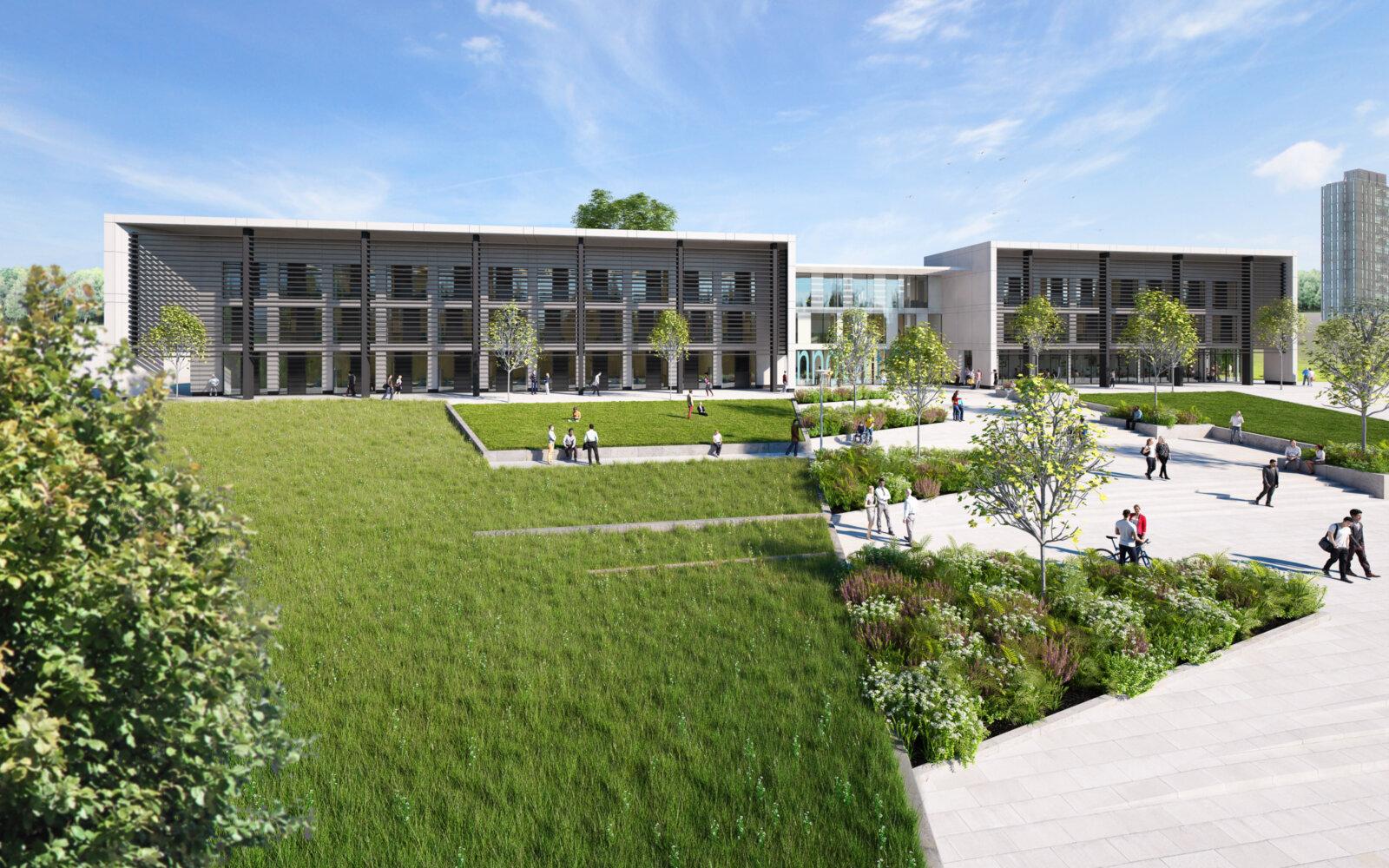 Knowledge Gateway Building University of Essex