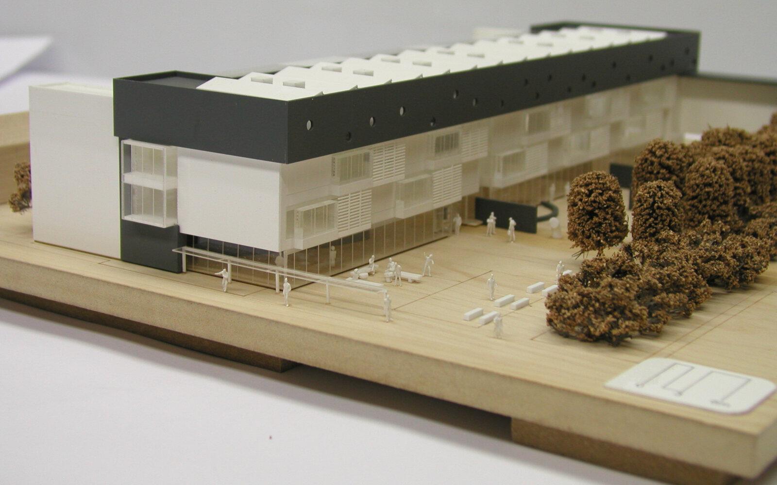 The Forum 3D model