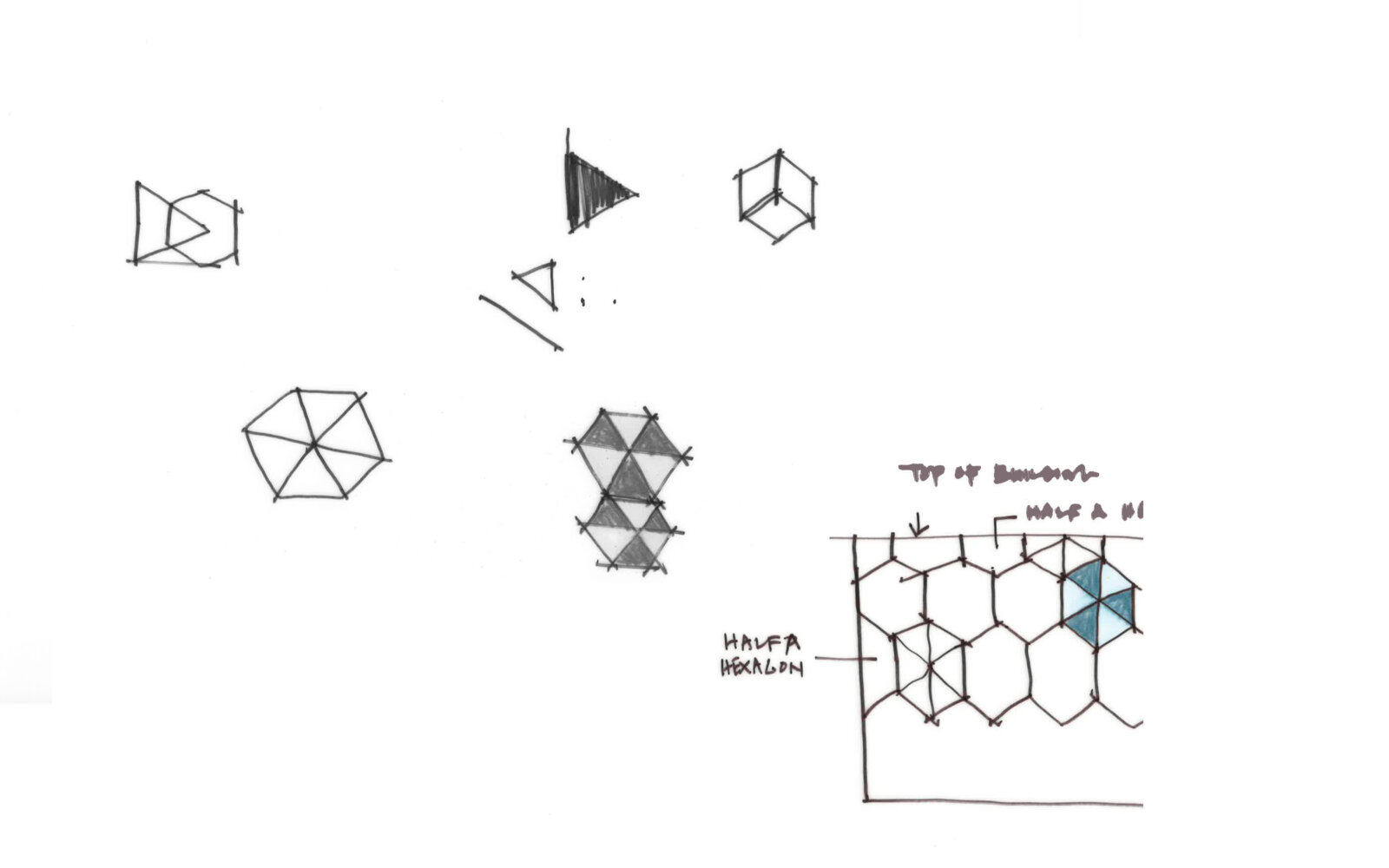 The Aurora Centre concept sketch