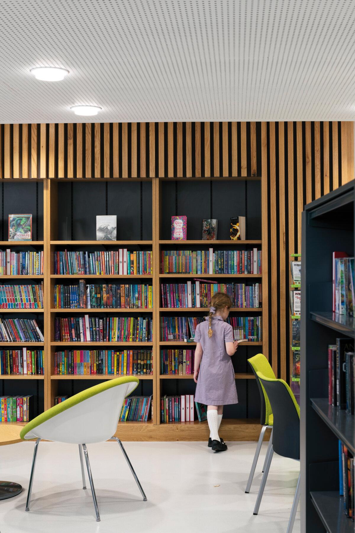 Clay Farm Community Centre library