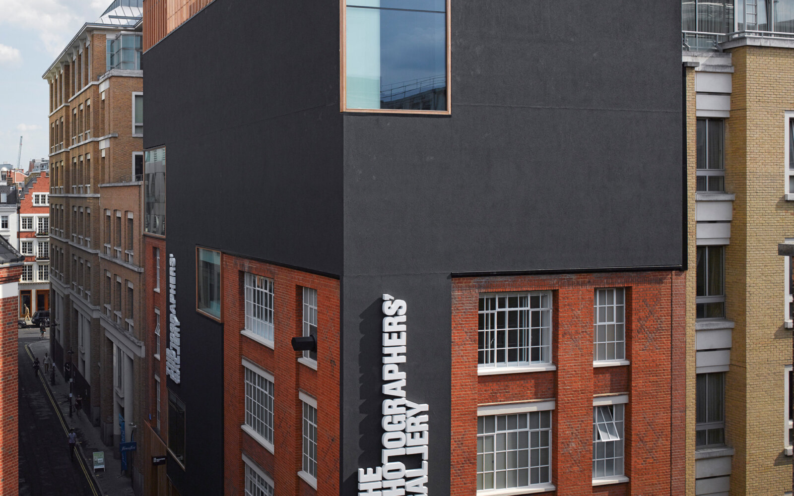 The Photographers' Gallery building