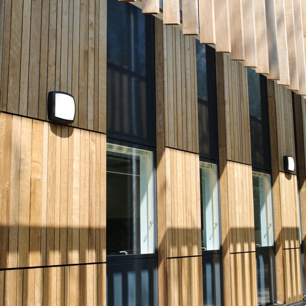 Stansfeld Park timber detail