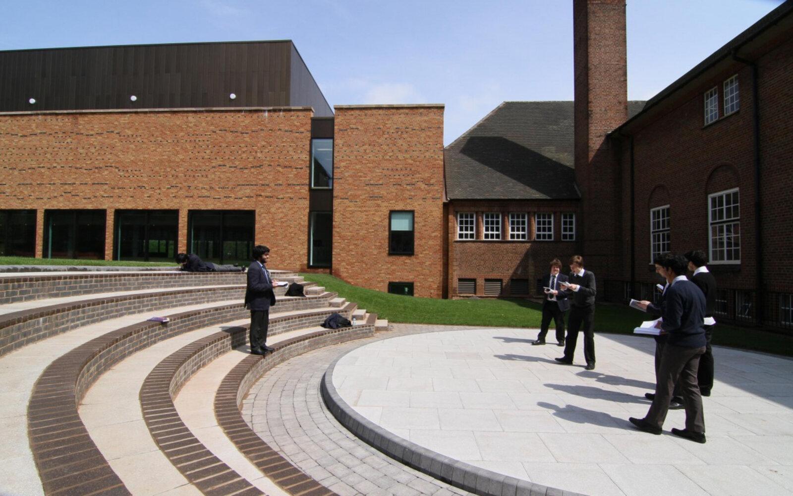 The Ruddock Performing Arts Centre