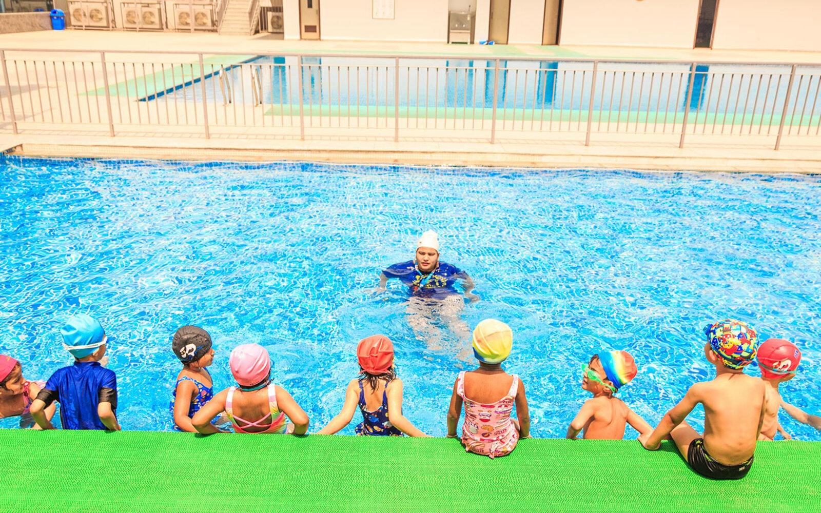 Delhi_Swimming pool