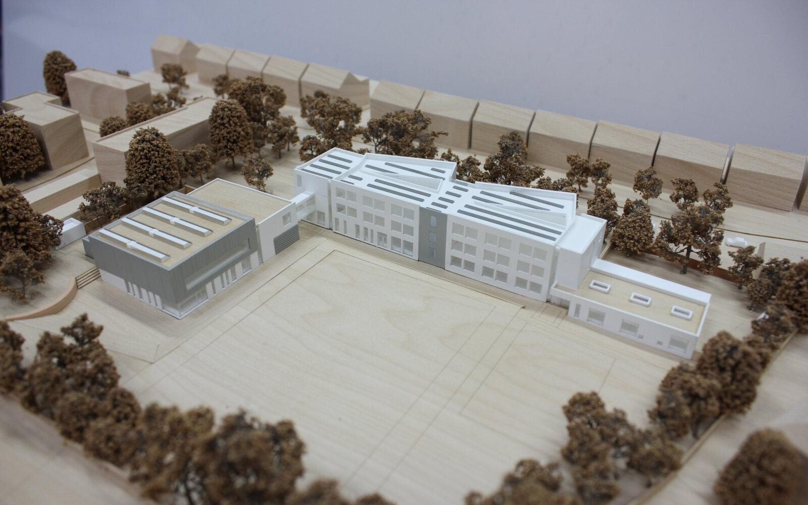 Durston House School model