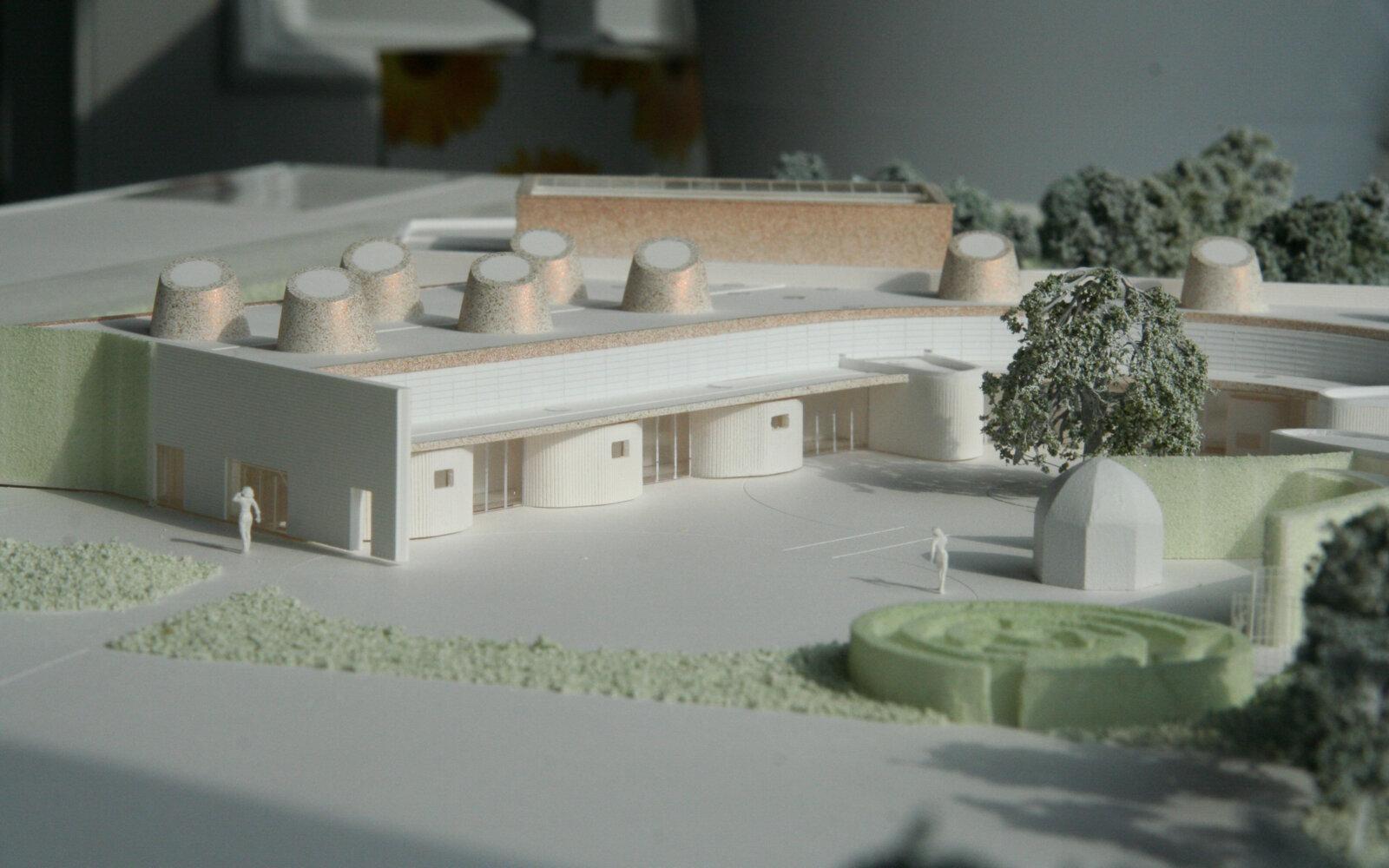 Jesmond Gardens Primary School 3D model