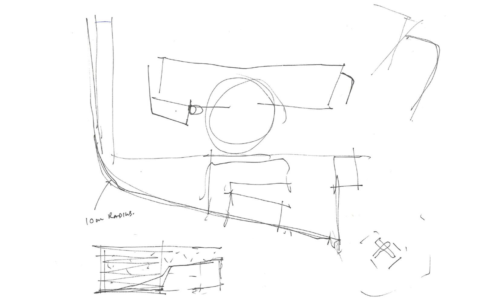 Spanish City concept sketch