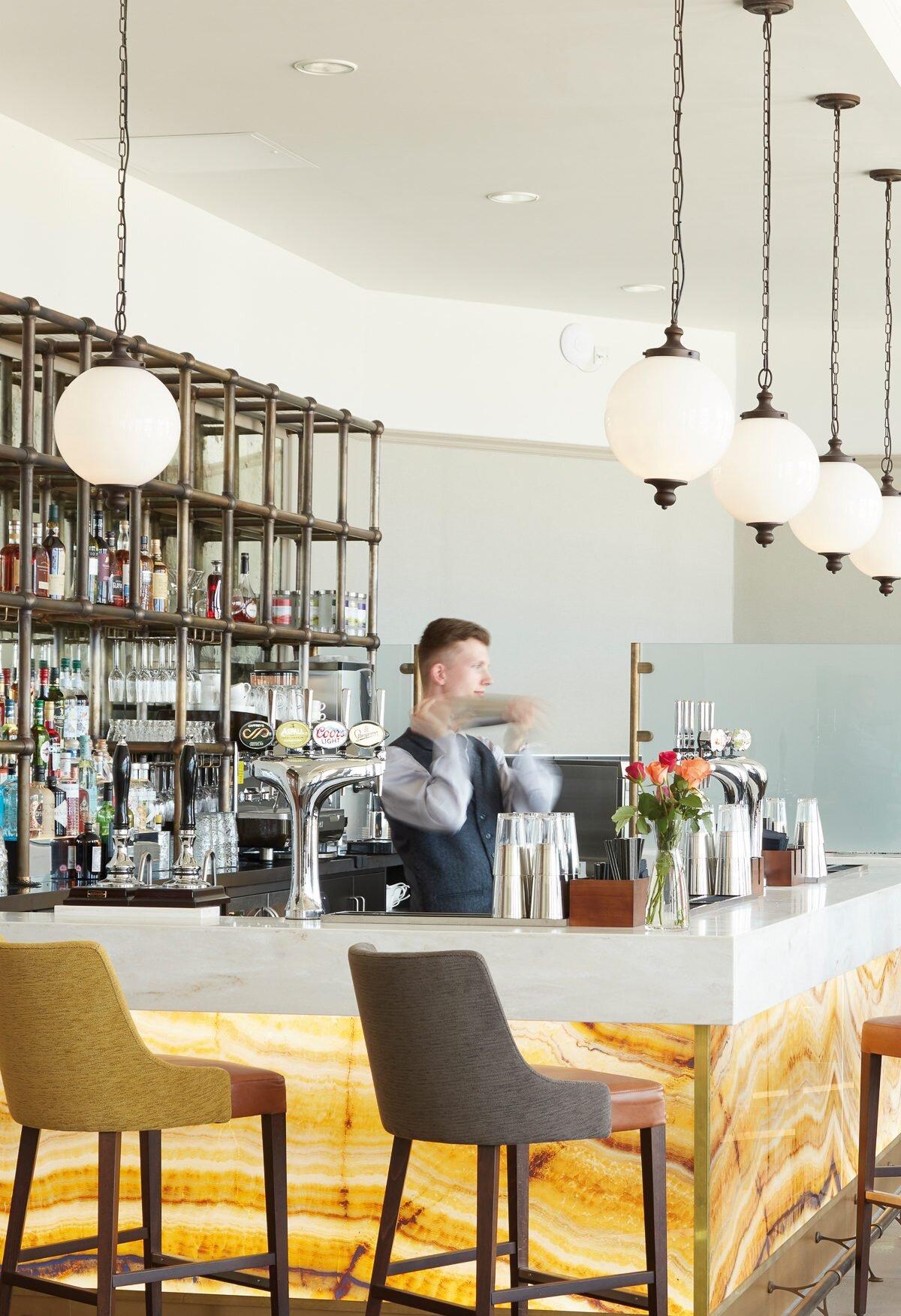 Spanish City bar