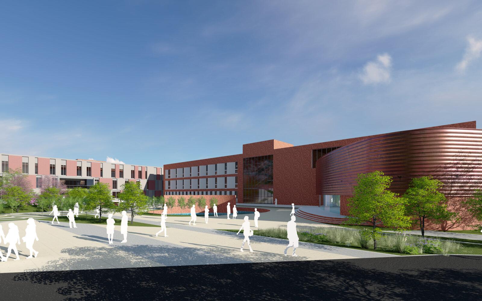 Regional Institute of Allied Health Sciences India external CGI