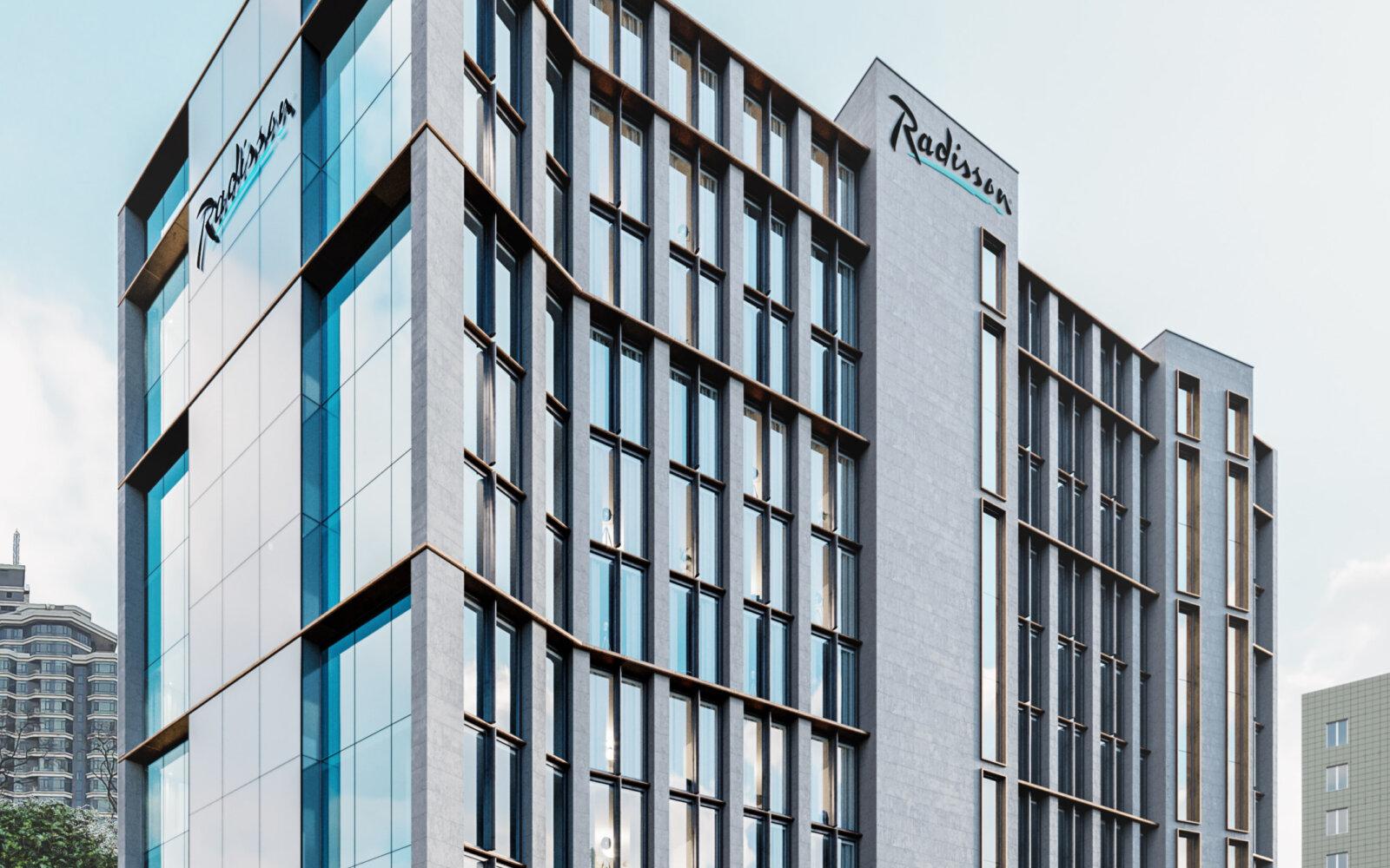 Radisson Hotel, Kyiv