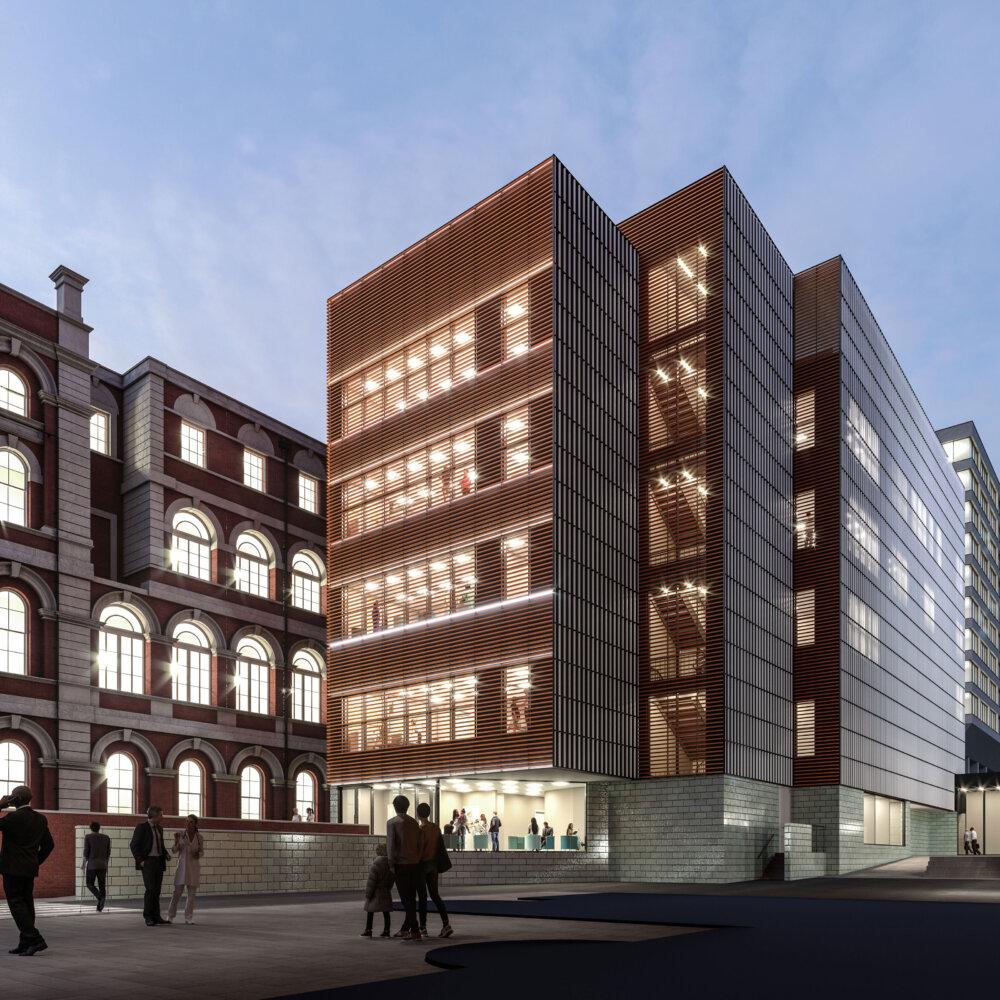 The Core - ADP St Thomas' Hospital