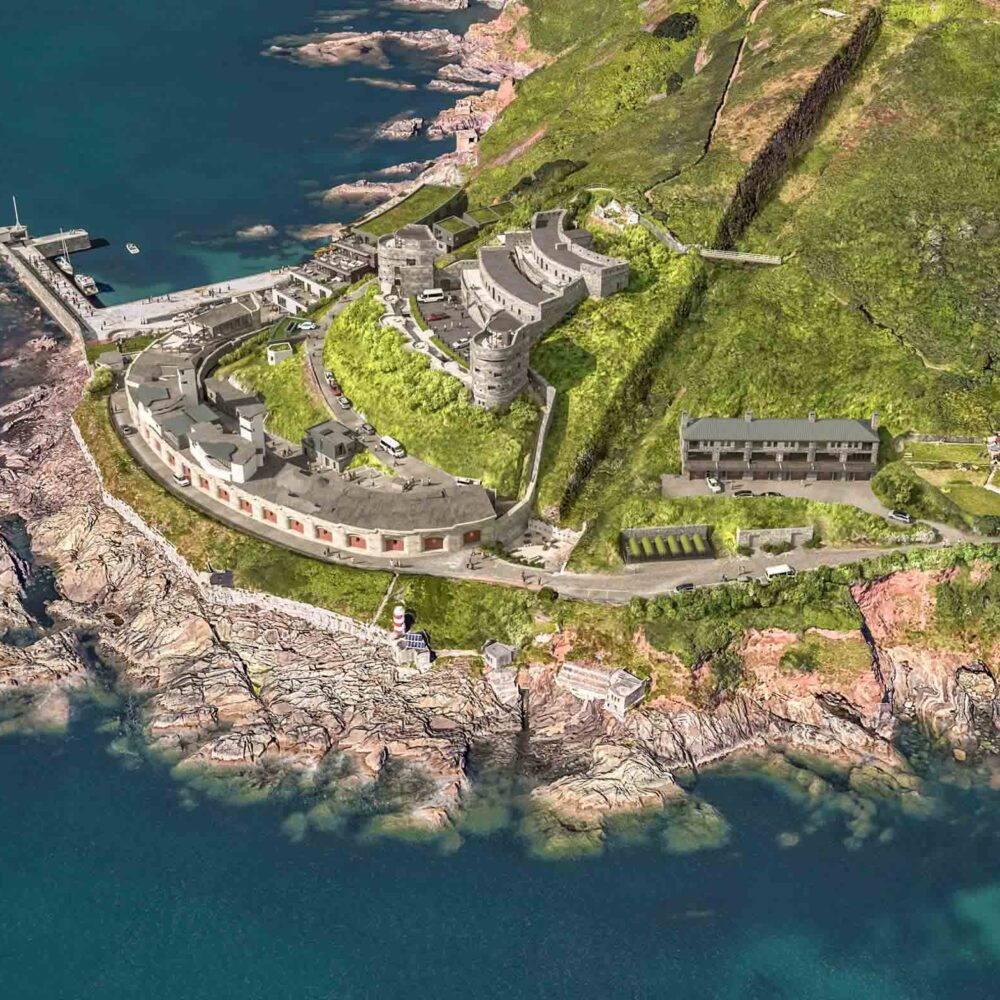 FB1_Fort Bovisand_updated aerial South West